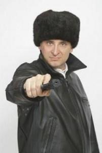 Russian KGB agent