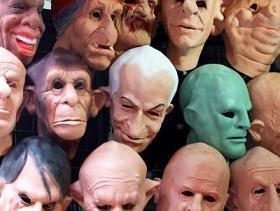 emotional drama masks