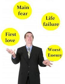 Secret agent juggles emotions (dirty psychology tricks)
