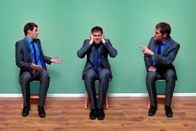 Secret agents disagreement